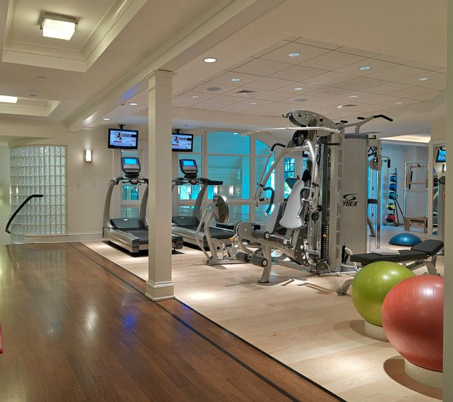 Diy ways to create the ultimate home gym thedazzlinghome