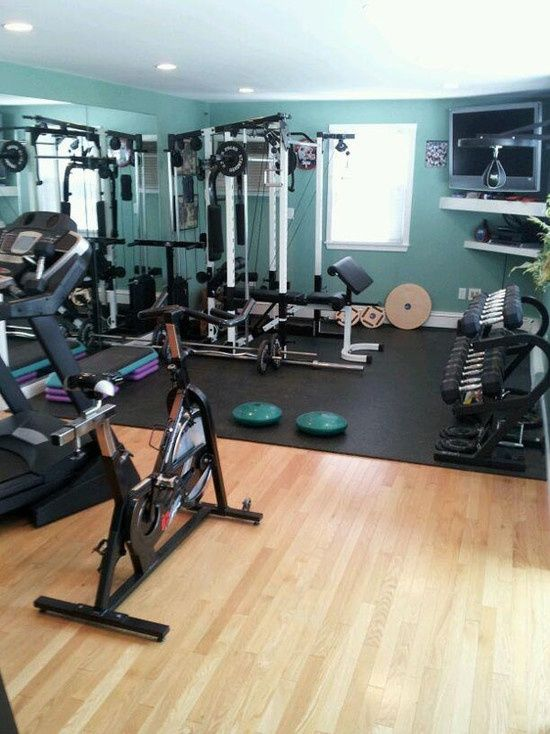 Diy 7 Ways To Create The Ultimate Home Gym Thedazzlinghome